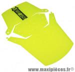 Garde boue VTT fat-bike avant jaune fluo marque Roto - Accessoire Vélo