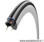 Pneu pour vélo de route 700x25 rubino pro noir/blanc graphene 150tpi 245g ts (25-622) marque Vittoria - Pièce Vélo