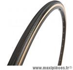 Boyau 700x23 rally noir/beige 220tpi 310g marque Vittoria - Pièce Vélo