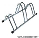 Garage 3 vélos (lg79xl39xh27/38cm) (dont 1 decale) - Accessoire Vélo Pas Cher