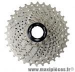 Cassette 10 vitesses 11-32 (pour shimano) marque Sunrace - Matériel pour Vélo