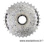 Cassette 8 vitesses alivio hg51 11-32 marque Shimano - Matériel pour Vélo