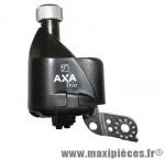 Dynamo gauche trio noir galet acier (vendu a l unité sous carte) marque Axa-Basta - Accessoire Vélo