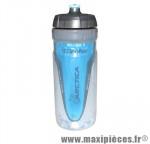 Bidon isotherm artica bleu 550ml (+ 2h30) marque Zéfal - Matériel pour Cycle