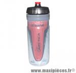 Bidon isotherm artica rouge 550ml (+ 2h30) marque Zéfal - Matériel pour Cycle