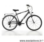 Vélo VTC 28 discovery alu homme 21v gris mat (taille 48) (shimano rs-45+altus) marque Jumpertrek - Vélo - VTC complet