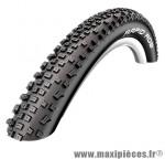 Pneu de VTT 27.5x2.10 rapid rob noir (ancien racing ralph) tr (54-584) (650b) marque Schwalbe - Pièce Vélo