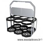 Panier pour transport des bidon pliable (pour 6 bidons) marque Roto - Accessoire Vélo