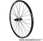 Roue VTT 27.5 pouces m1900 all mountain disc arrière noir cassette shimano marque DT Swiss - Pièce Vélo