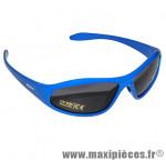 Lunette vélo enfant javelin monture bleu verres solaires marque GES - Equipement Cycle