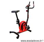 Vélo fitness bike mf599 magnétique 8 niveaux de résistance volant 4kg marque JK Fitness - Vélo fitness