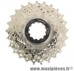 Cassette 10 vitesses 105 5700 hg 12-25 (vrac) marque Shimano - Matériel pour Vélo