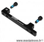 Adaptateur frein a disque 203mm étrier post mount sur fourche post mount marque Shimano - Pièce Vélo