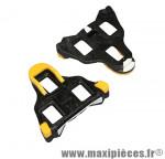 Cale pédale compatible shimano route spd-sl mobile 6 (paire)