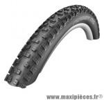 Pneu VTT 29 x 2.35 nobby nic tubeless-tubetype noir ts (60-622) - Pneus Cycle Schwalbe