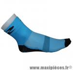Socquette été coton bleu sky 44-47 (paire)