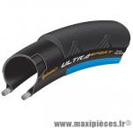 Pneu route 700 x 23 ultra sport2 noir-bleu 250 grammes 180tpi ts (23-622) - Pneus et Pièces Vélo Continental