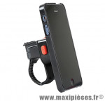Support smartphone z console lite avec protection pour iphone 4-4s-5-5s-5c-se étanche avec support rotatif - Zéfal