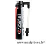 Prix spécial ! Bombe anti-crevaison Zéfal pour pneus tubeless et standards 75ml
