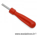 Démonte obus de valve universel (4004268) - Outillages Vélo Tip-Top