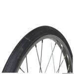Pneu vélo city 500x28A marque Hutchinson couleur noir