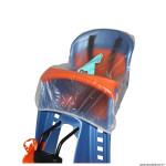 Housse protection pour porte bébé-siège enfant avant-mini marque Polisport
