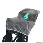 Housse protection pour porte bébé-siège enfant arrière marque Polisport