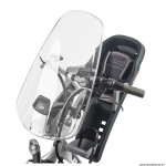 Ecran protection transparent pour modèle bilby mini-guppy mini marque Polisport