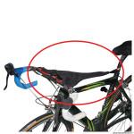 Protection transpiration utilisation home trainer (fixation rapide par velcro)