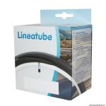 Chambre à air pour vae-e-bike 24-29 pouces largeur 1.75 à 2.25 linea valve standard tout alu