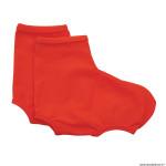Couvre chaussure été en lycra marque Newton couleur orange taille unique