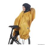 Poncho vélo pour protection pluie opossum summer pour porte bébé-siège enfant arrière marque Tucano Urbano