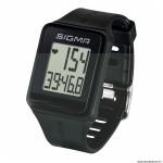 Cardio id.go couleur noir 3 fonctions avec ceinture cardiaque marque Sigma