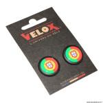 Bouchon de cintre route doming Portugal marque Vélox (vendu par 2)