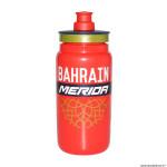 Bidon marque élite team bahrain couleur rouge 550ml
