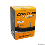 Chambre à air 27.5x2.60-2.80 valve presta marque Continental