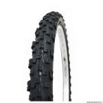 Pneu vélo VTT 20x1.90 marque Mitas neptune crampons couleur noir