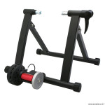 Home trainer elastogom frein magnétique réglage dureté au cintre 26-29 pouces (avec rouleau élastomère)