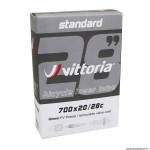Chambre à air 700x23-28 lite valve presta 60mm marque Vittoria