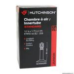 Chambre à air 12 1-2x1.75 valve standard 35mm 80g marque Hutchinson