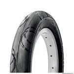 Pneu vélo city 10x2.00 marque Deli Tire couleur noir