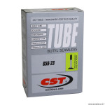 Chambre a air 650x23 valve presta (23-571)