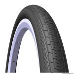 Pneu vélo BMX 20x1.60 marque Mitas speedo lt compétition couleur noir (127 TPI)