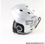 Casque de vélo ski skateboard hiver enfant XS/S 48-52cm SX-505 gris *Prix discount !