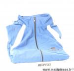Veste de vélo coupe-vent taille S Gist bleu et blanc *Prix discount !