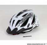 Casque vélo/VTT GES DRAKER taille L/58-62cm blanc *Déstockage !