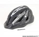 Casque vélo/VTT GES DRAKER taille L/58-62cm noir *Déstockage !