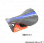 Selle de vélo pour enfant marque GES Mission T5 noir et bleu 341grs *Déstockage !