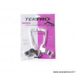 Déstockage ! Paire de leviers de frein Tektro Safelever VTT triathlon 24-26