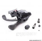 Prix discount ! Commande de vitesses Shimano Deore LX trigger 3 vit. gauche noir brillant #68H9802